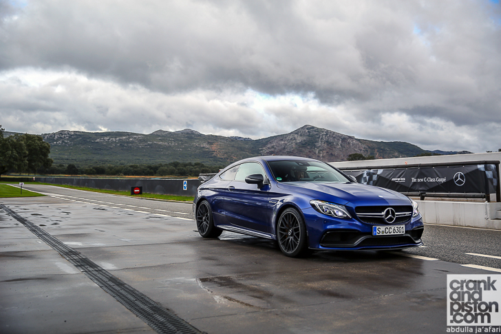 Mercedes-AMG C 63 Coupe-34