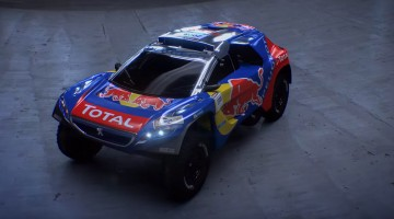 Peugeot 2008 DKR-1