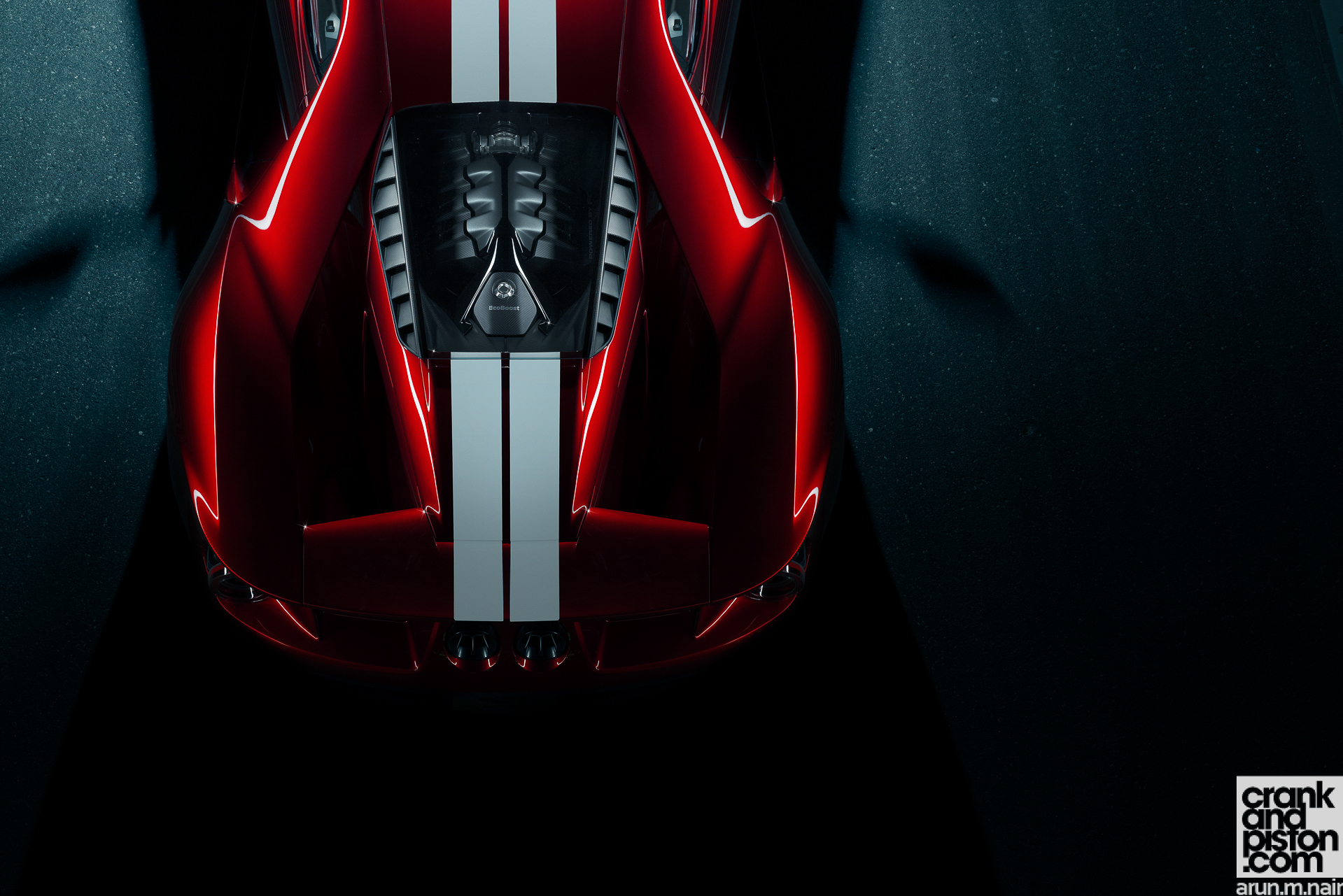 Poster Heroes Ford GT Wallpapers-4