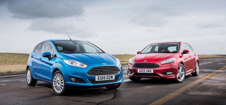 Ford's Fiesta and Focus
