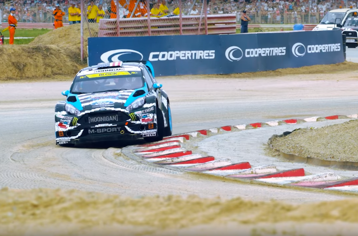 Ken Block FIA World Rallycross Championship