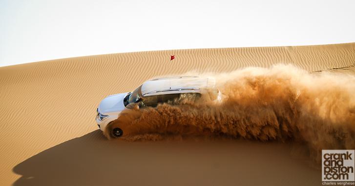 Nissan Patrol Desert Edition-13
