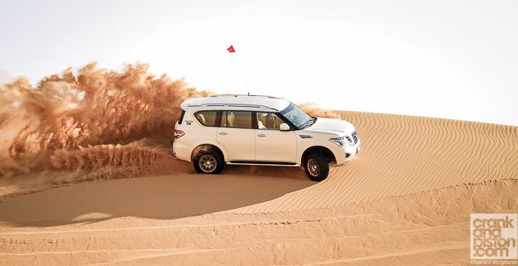 Nissan Patrol Desert Edition-15