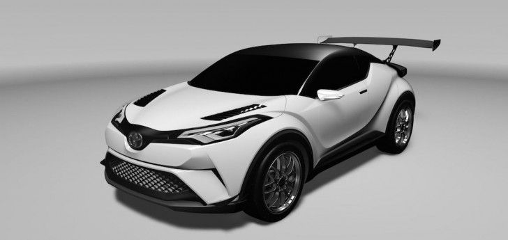 Toyota racing crossover concept