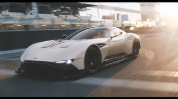 Aston Martin Vulcan Yas Marina Circuit Top Gear 01
