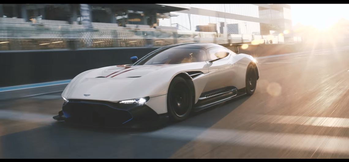 820bhp aston martin vulcan hits yas marina with top gear. Black Bedroom Furniture Sets. Home Design Ideas