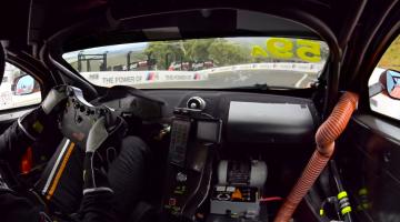 Bathurst 12 Hours 2016 Shane Van Gisbergen McLaren 650 GT3 01