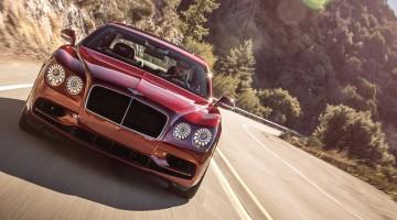 Bentley Flying Spur V8 S-12