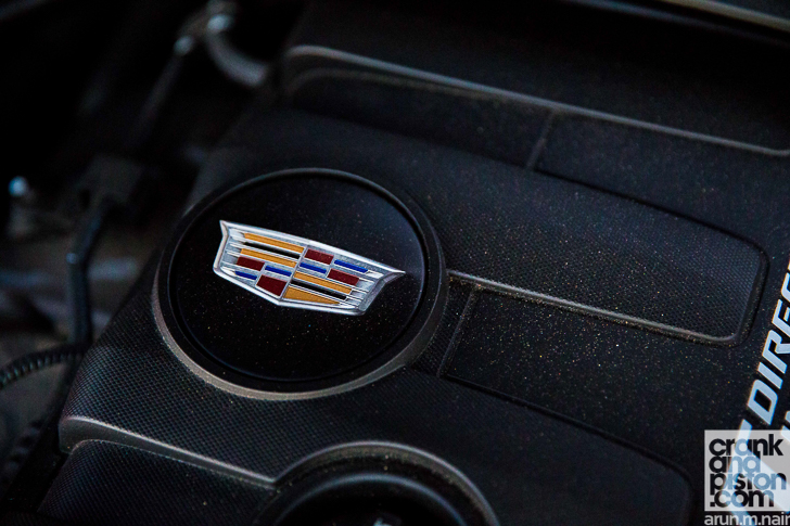 Cadillac CTS. Management Fleet (February)-11