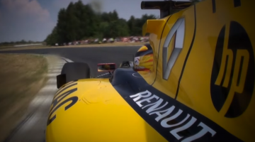 Formula 1 Renault RS16-5