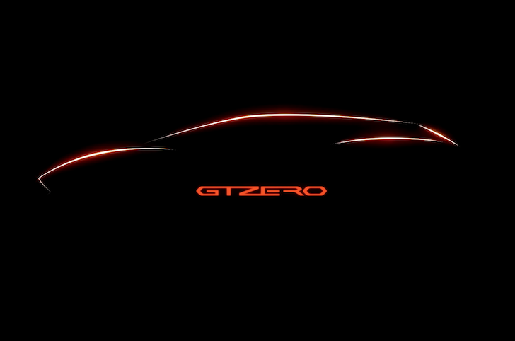 Italdesign GT Zero TEASER