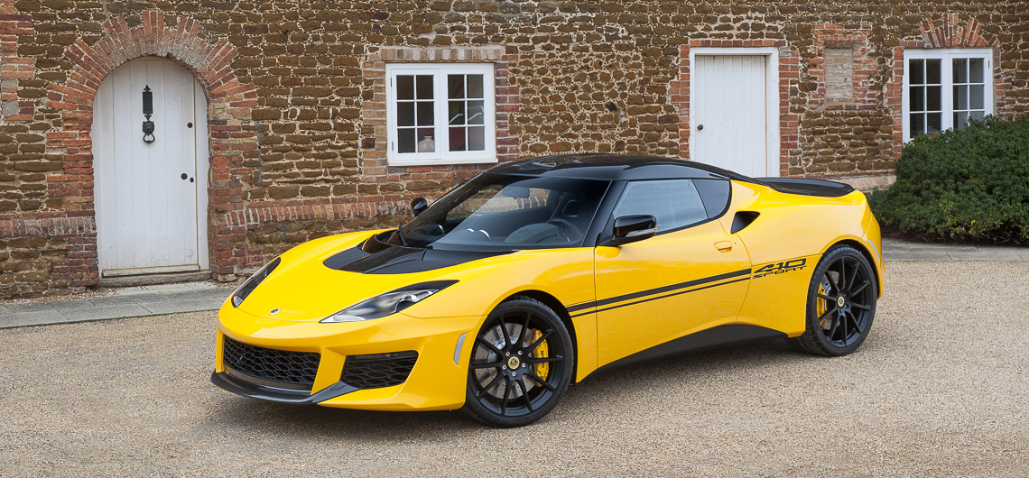 New Lotus Evora Sport 410 Unveiled Crankandpiston Com