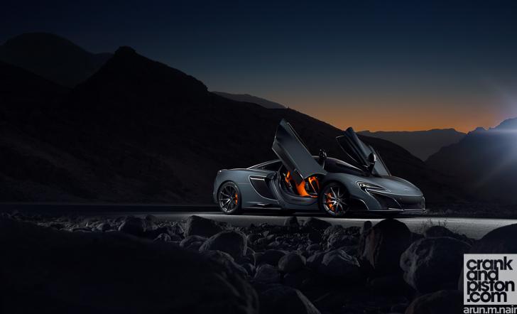 McLaren 675LT crankandpiston-1