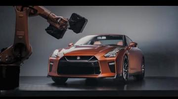 2017 Nissan GT-R-1