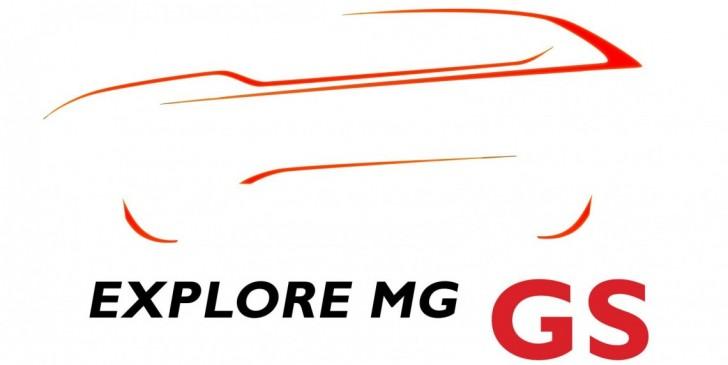MG GS SUV