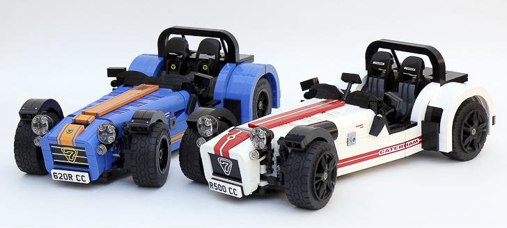 Caterham LEGO-1