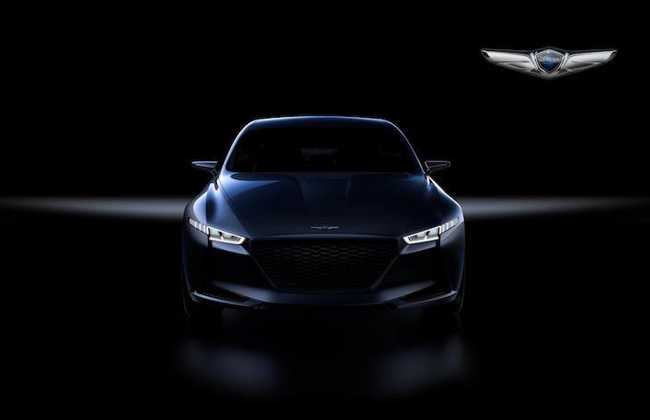 Hyundai Genesis New York Concept 01