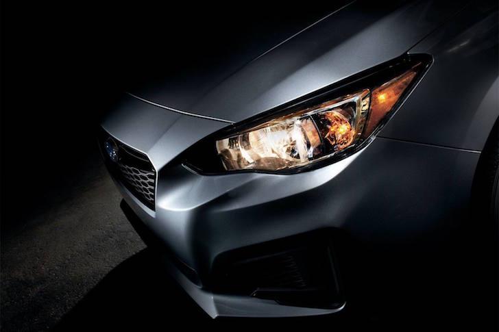 New Subaru Impreza TEASER 01