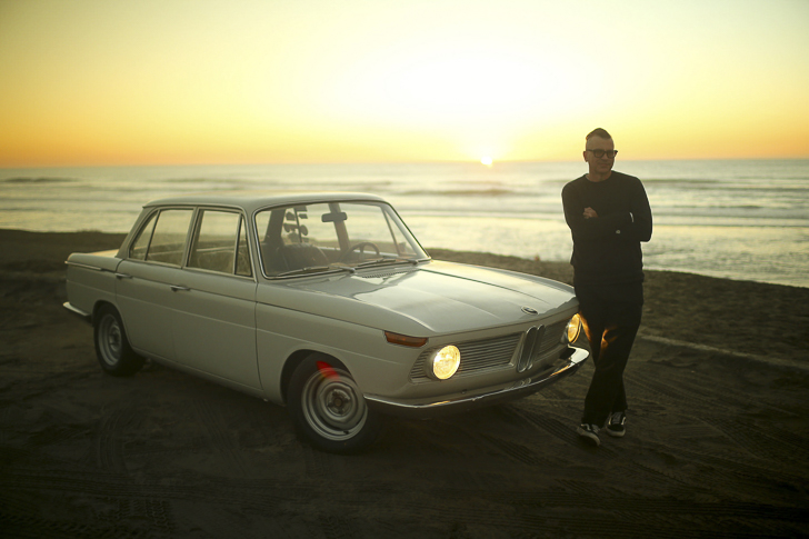 Petrolicious Jim Huff BMW 1600-5