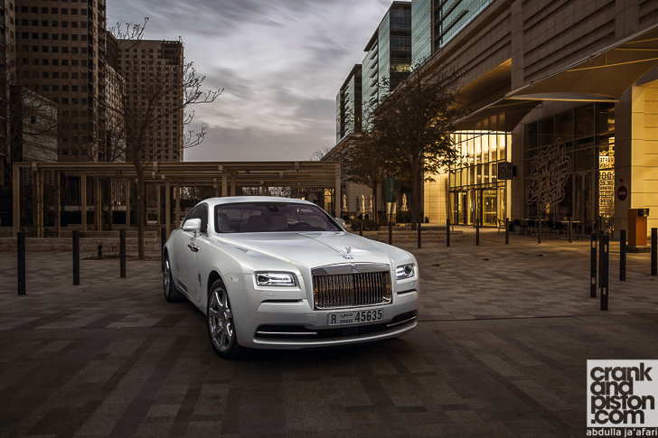 Rolls-Royce Wraith Inspired by Fashion-19
