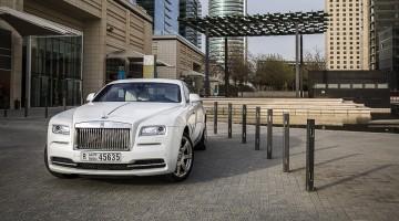 Rolls-Royce Wraith Inspired by Fashion-24
