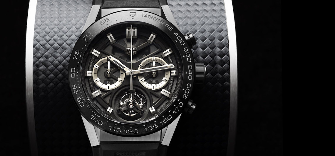 Porsche-inspired (relatively) affordable TAG Heuer Carrera Heuer-02T