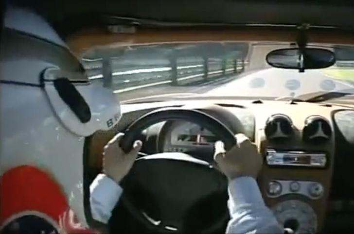 THROWBACK THURSDAY Koenigsegg Martin Brundle 3