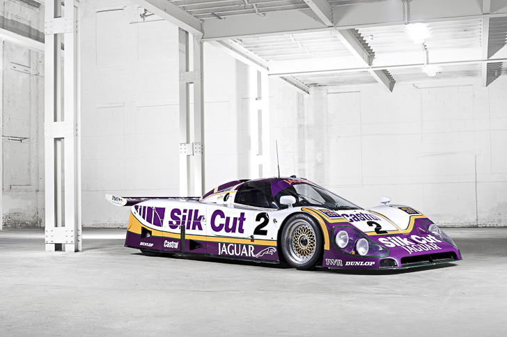 NINE of the Greatest Group C Sports Cars  crankandpistoncom