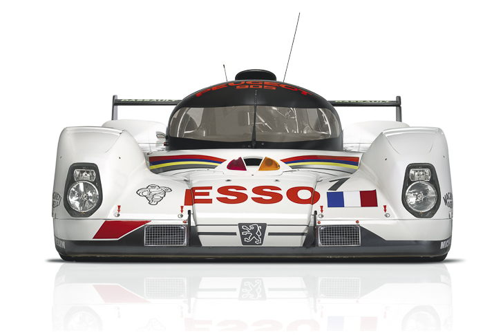 TOP 10 Greatest Group C Sports Cars Peugeot 905-1