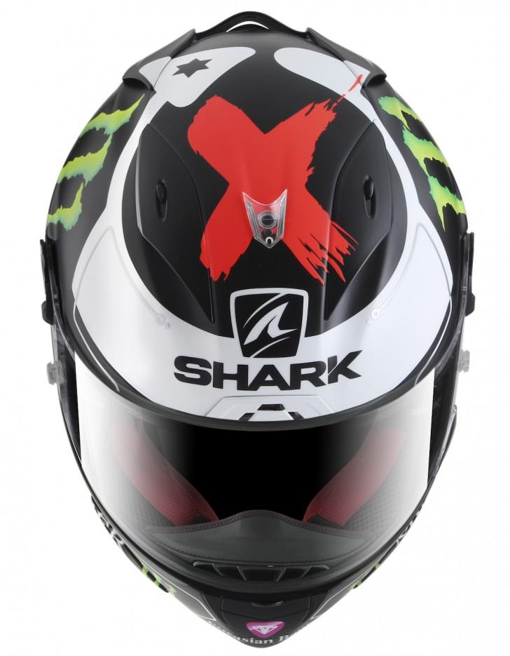 Shark Helmet Lorenzo motorbike