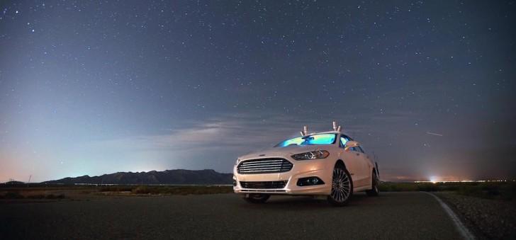 Ford 'Nightonomy'