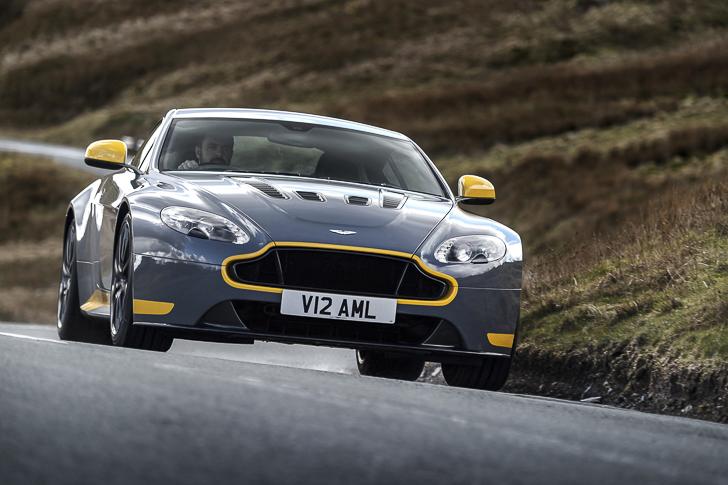 2017 Aston Martin V12 Vantage S-19