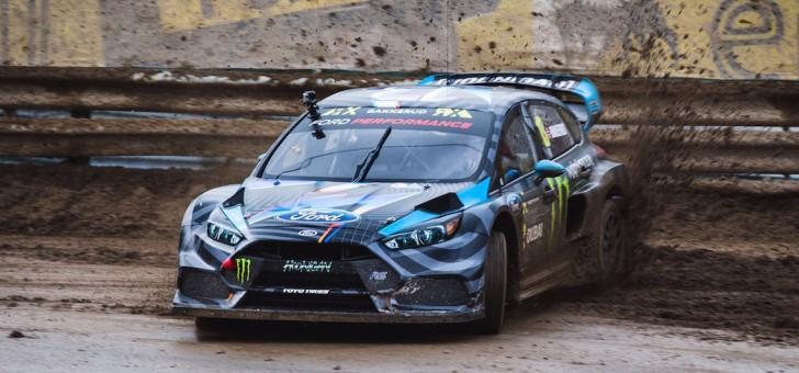 VIDEO. Ken Block and his new Ford Focus RS WRC car - crankandpiston.com