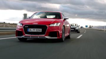 Audi TT RS 01