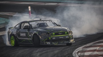 Awesome Images from Drift Allstars 2016 Yas Marina-109