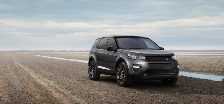 Discovery Sport Black LE
