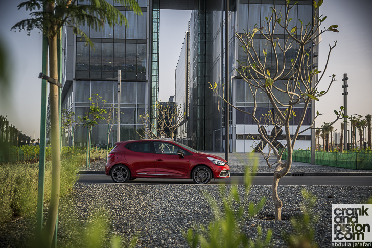 Renault Clio RS crankandpiston-3