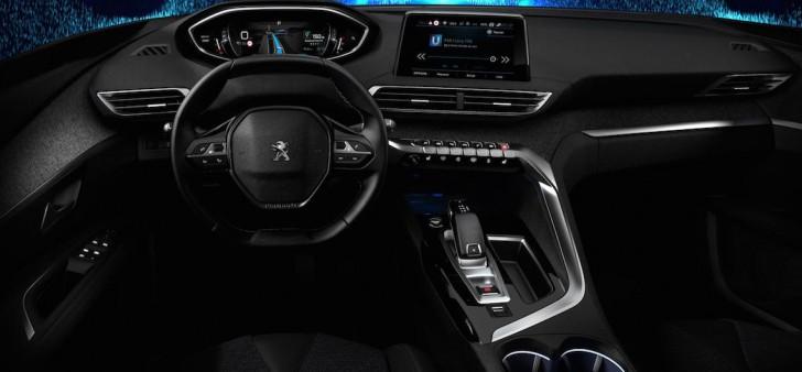 Peugeot new interior