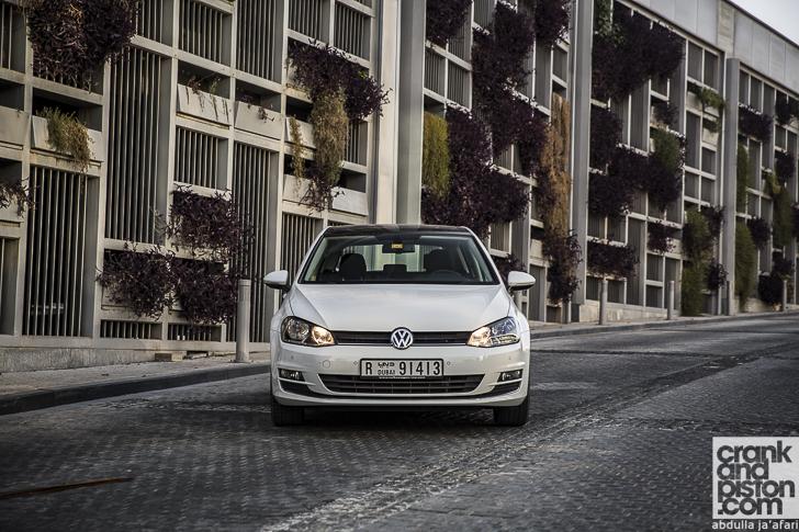 Volkswagen Golf. The Management Fleet (April)-17