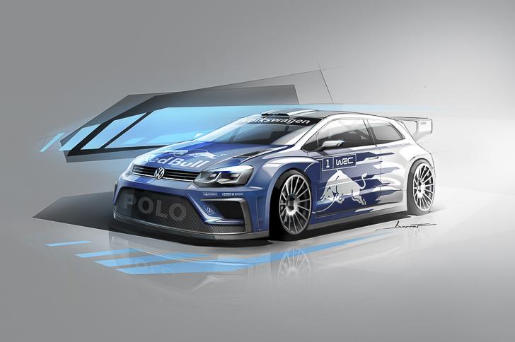 Volkswagen Polo R WRC-1