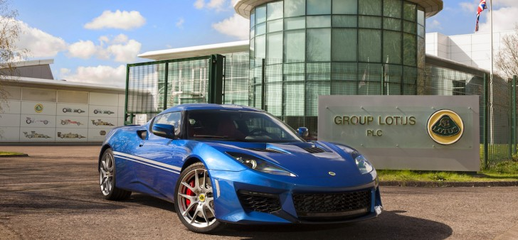 Lotus special edition Evora