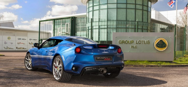 Lotus Evora special edition