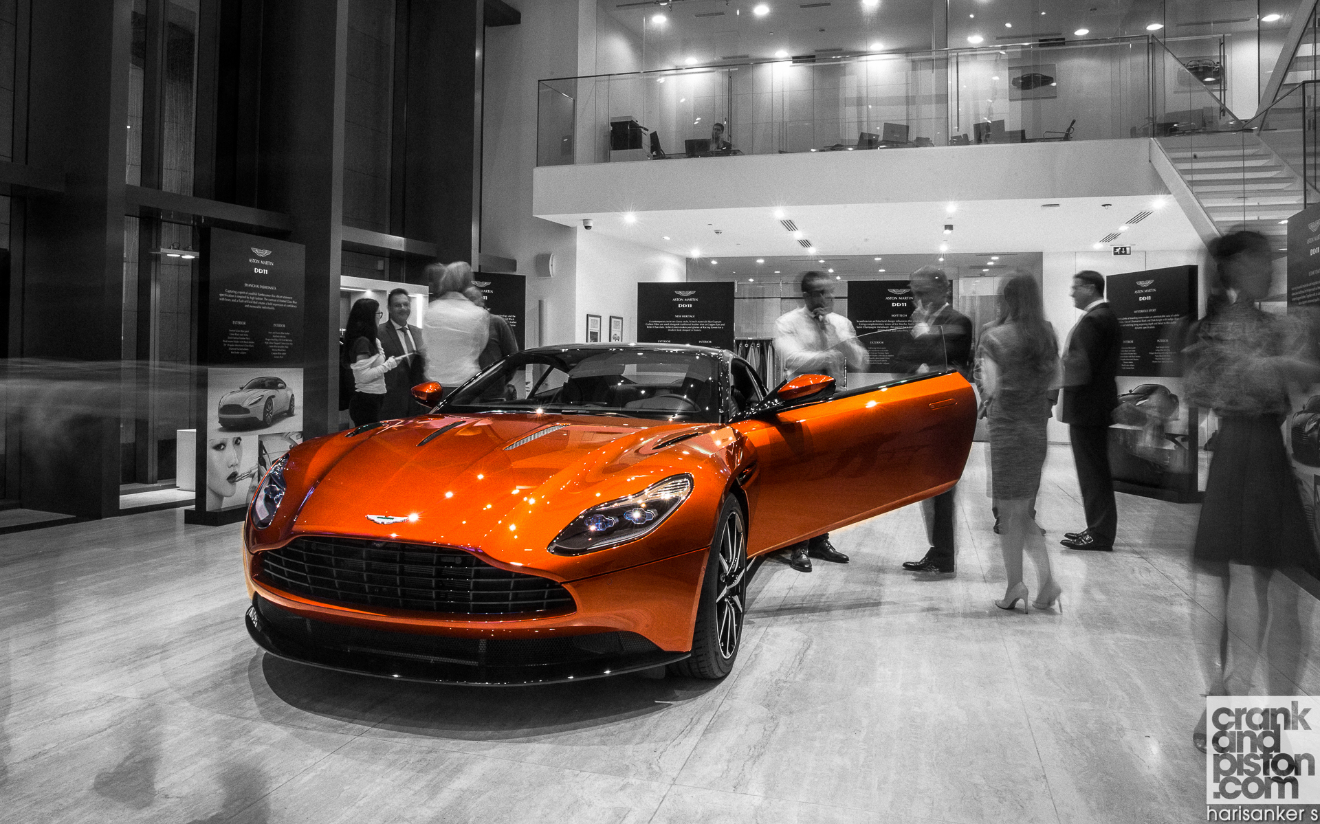 Aston Martin DB11 Unveil WALLPAPERS crankandpiston-3