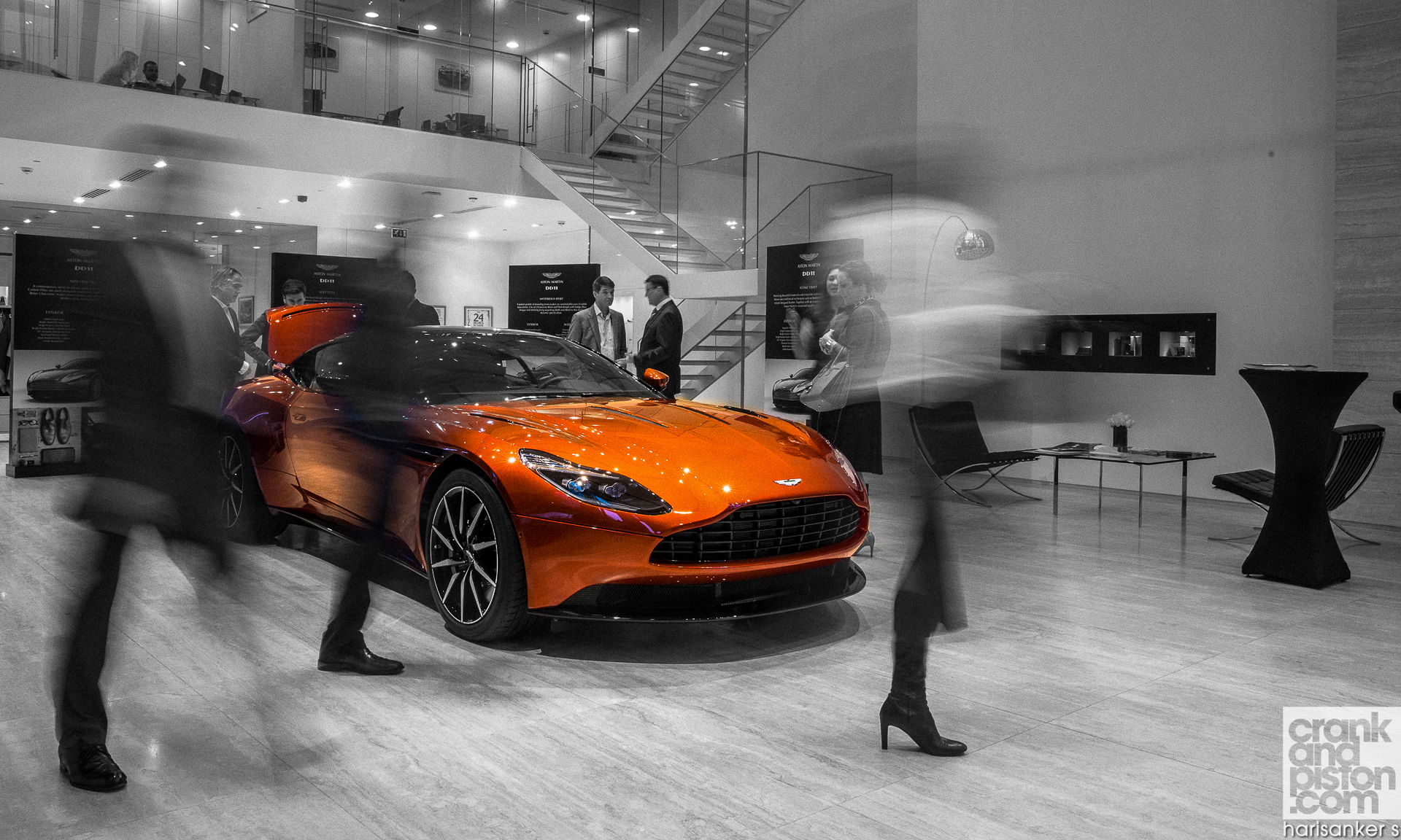 Aston Martin DB11 Unveil WALLPAPERS crankandpiston-4