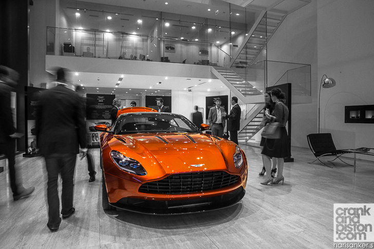 Aston Martin DB11 Unveil crankandpiston-43