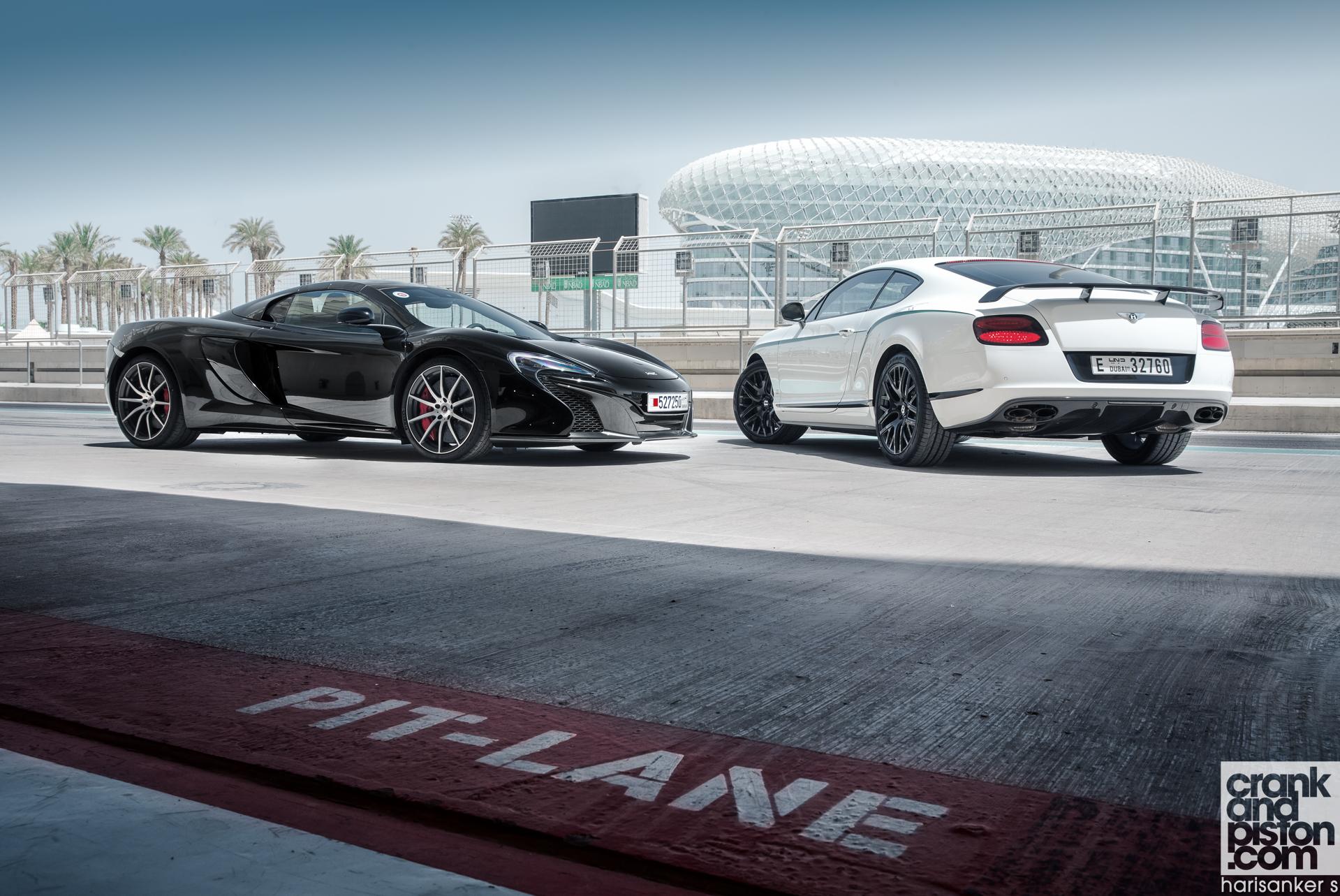 Bentley-Continental-GT3-R-vs-McLaren-650S-Spider-Wallpapers-3