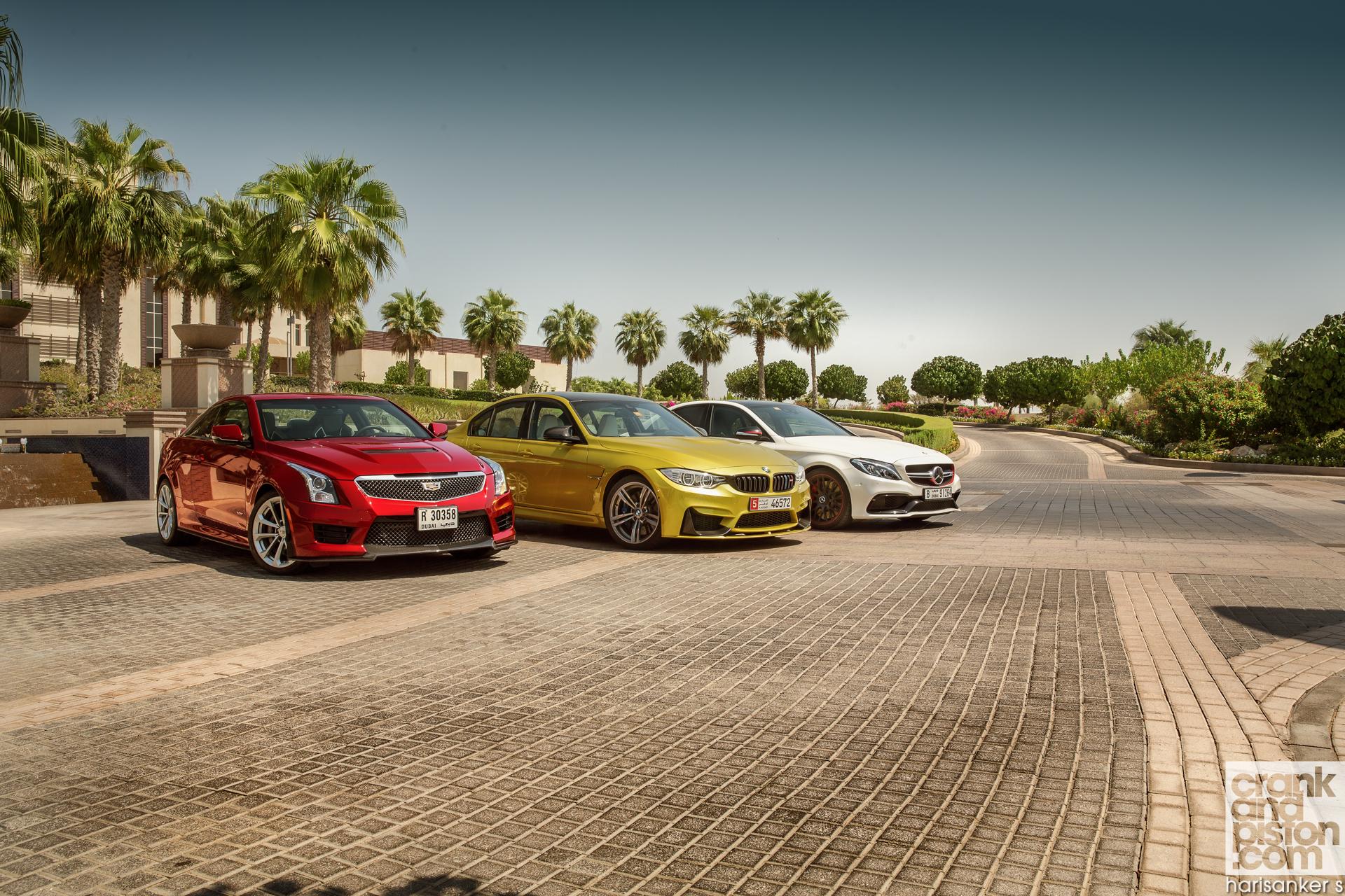 Cadillac-ATS-V-vs-BMW-M3-vs-Mercedes-AMG-C-63-S-2