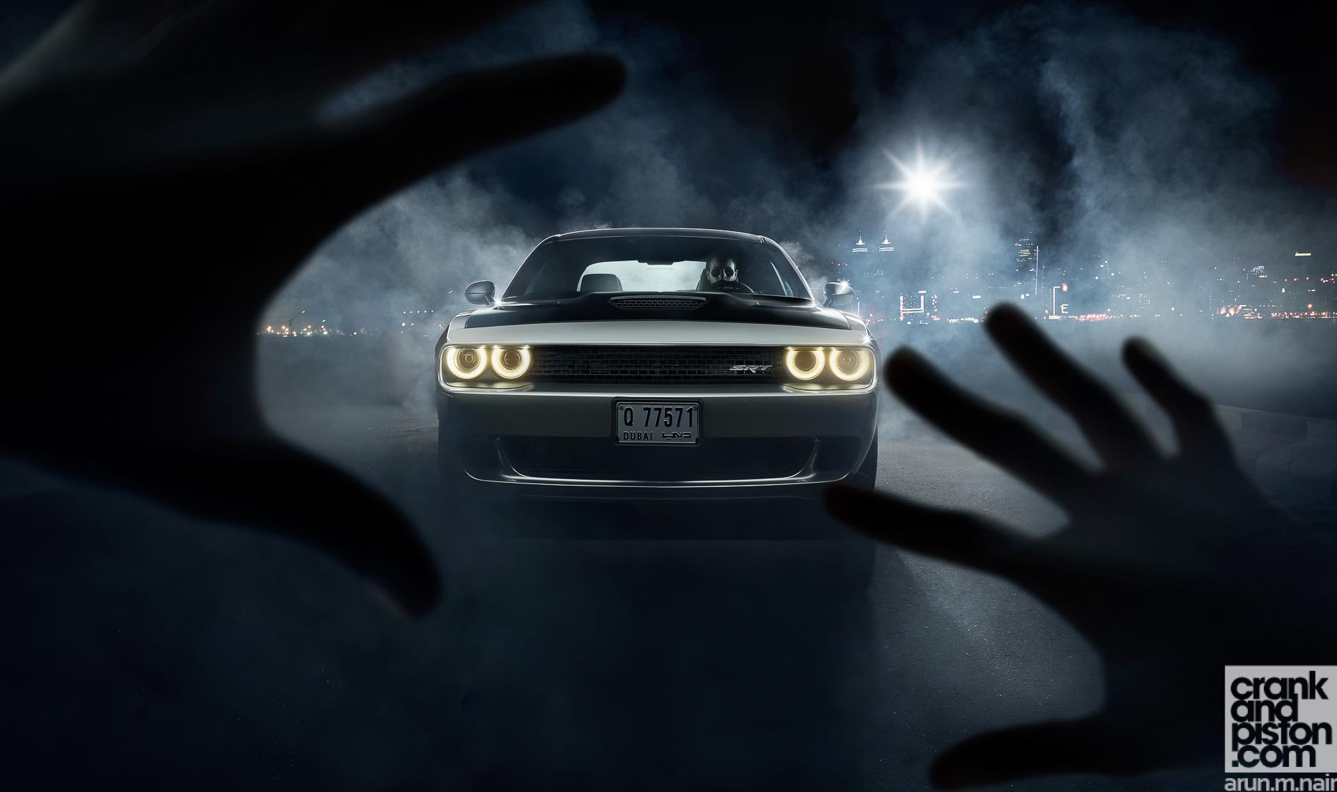 Dodge Challenger SRT Hellcat. Set 1 - crankandpiston.com