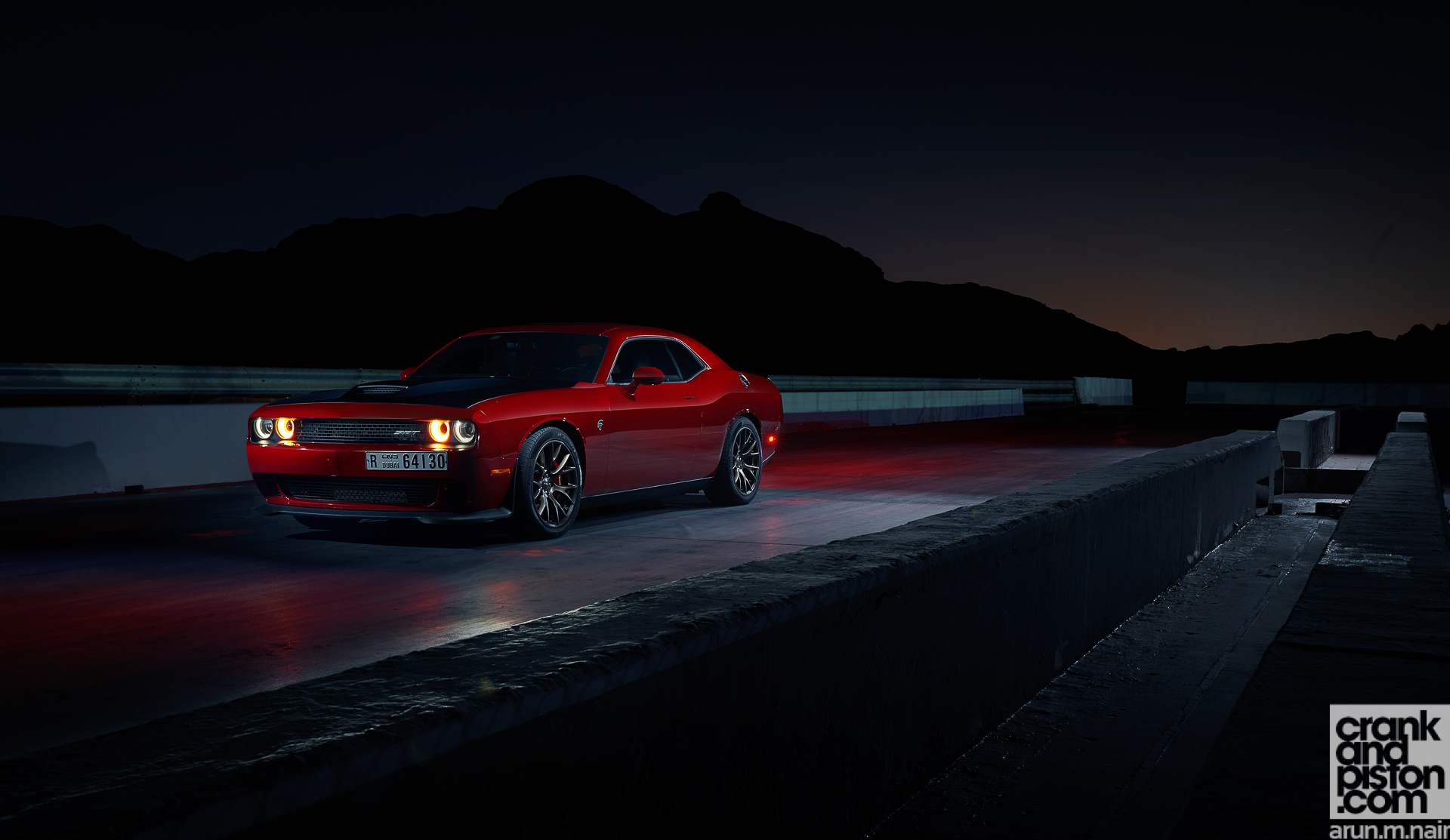 Photo Collection Dodge Challenger Hellcat Wallpaper