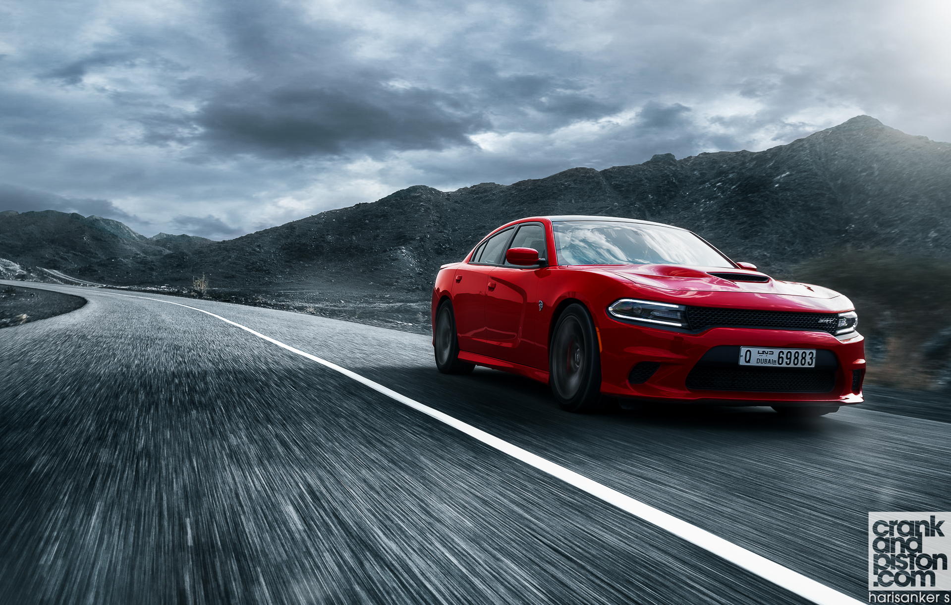 Dodge Charger Hellcat WALLPAPERS Crankandpiston 3